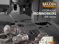 Hydraulic Ironworkers